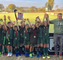Knaben C gewinnen den Next Generation Indoor Cup in Gladbach
